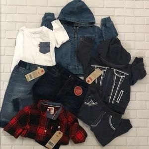 Infant Levi Bundle
